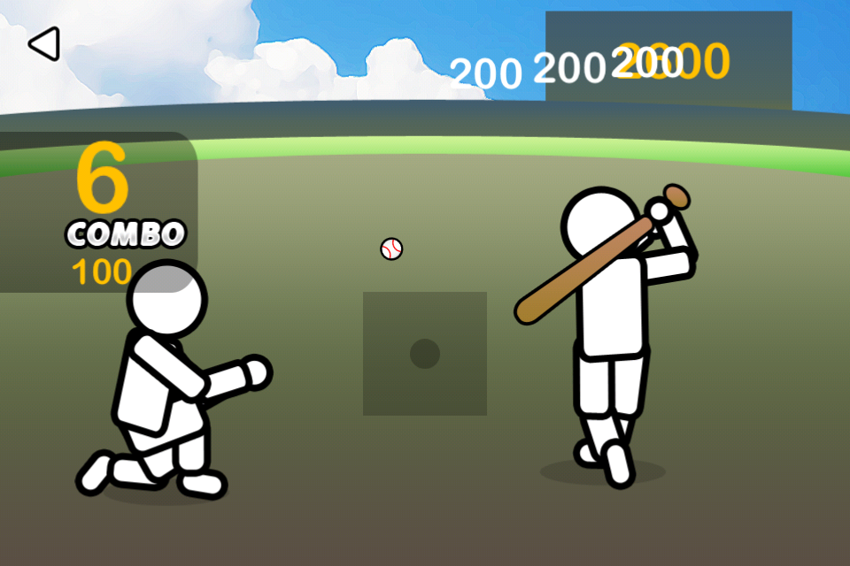 Screenshot Rhythm Swing